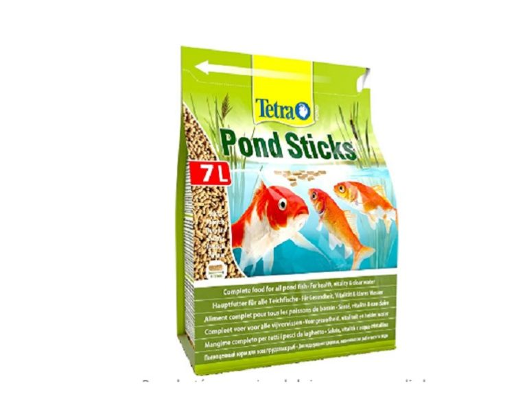 Comida para peces Tetra Pond Sticks