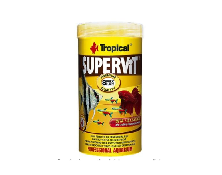 Comida para peces Tropical Supervit